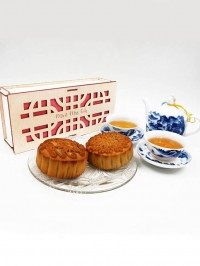 Mooncake Box Chinese Motif I